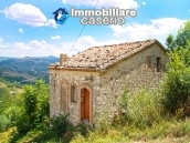 Stone country house with land for sale in Molise, Italy 3