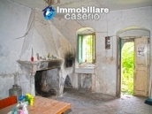 Stone country house with land for sale in Molise, Italy 8